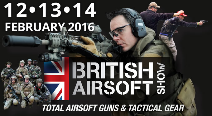 British Airsoft Show 2017