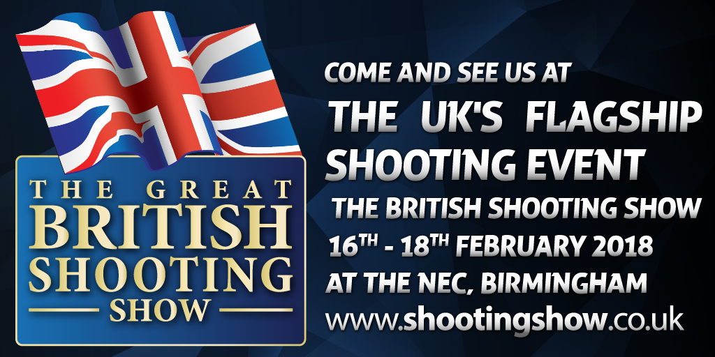 Image result for British Shooting Show 2018 logos